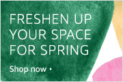 Freshen Up Your Space for Spring