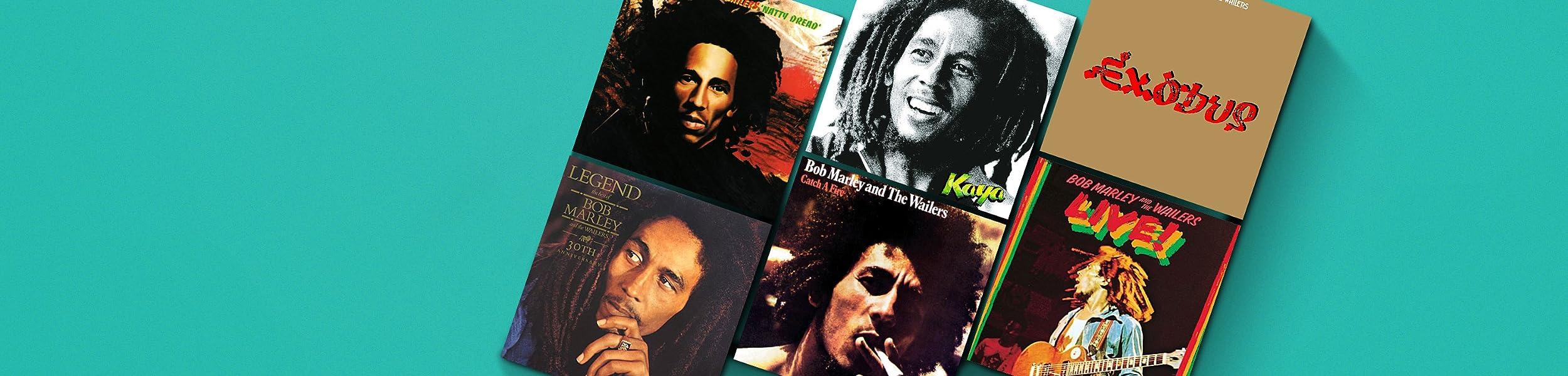 Bob Marley on vinyl