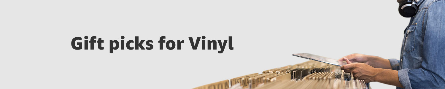 Gift picks for Vinyl