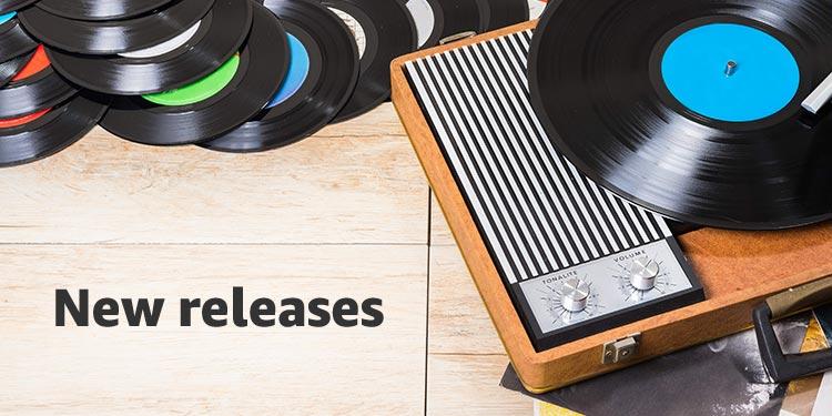 Amazon com: Vinyl Store: CDs & Vinyl