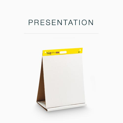Image of Post-It pad for Presentation