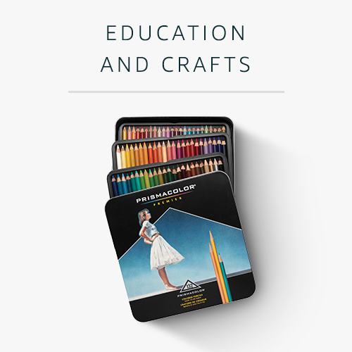 Image of prismacolor pencils for Education and Craft category