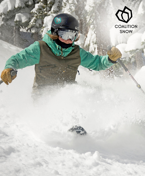 Shop Coalition Skis and Snowboards on Amazon