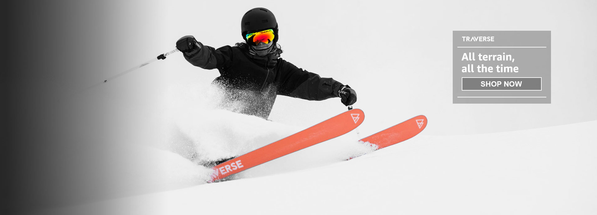 Traverse Skis from Outdoor Recreation on Amazon