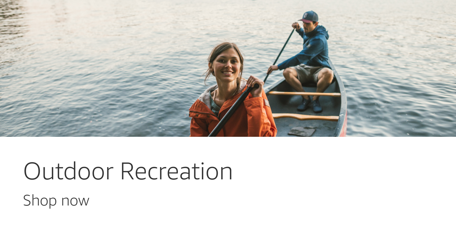 Outdoor Recreation - shop all