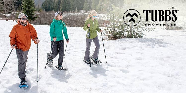 Shop Tubbs Snowshoes