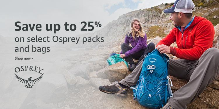 Shop Osprey packs