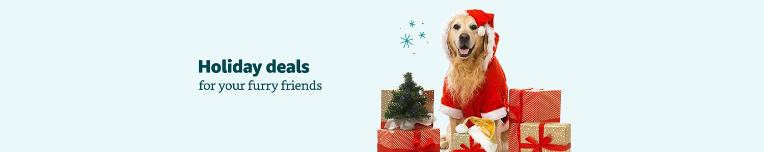Holiday Deals in Pets