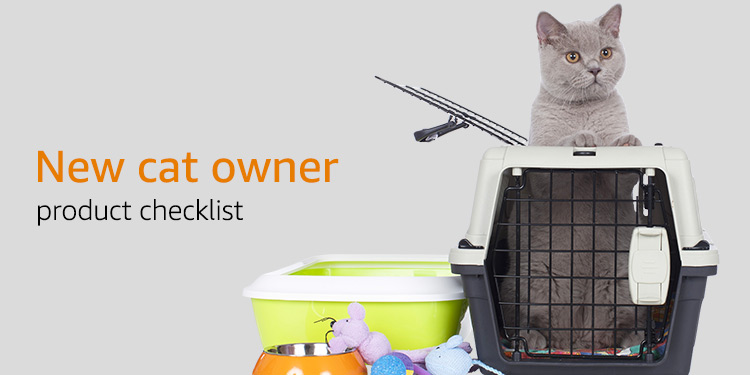 New cat owner checklist