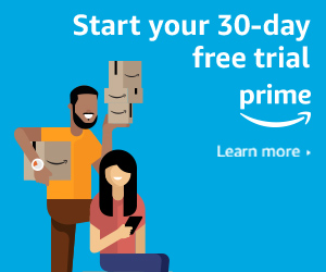 amazon prime - start your 30-day free trial