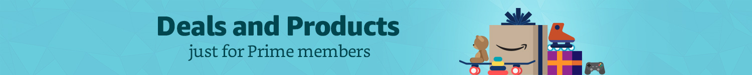 Prime deals and products