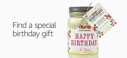 Find a special birthday gift