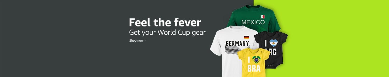 306eaa202e3 Amazon.com  International Soccer Fan Shop