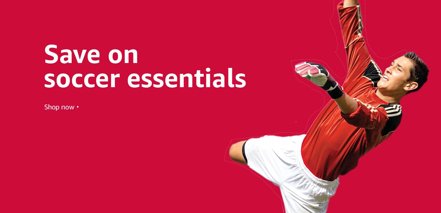 Soccer essentials