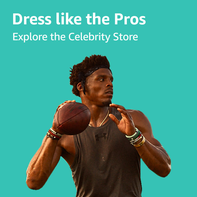 Explore the Celebrity Store