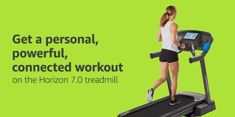Horizon treadmill 7.0