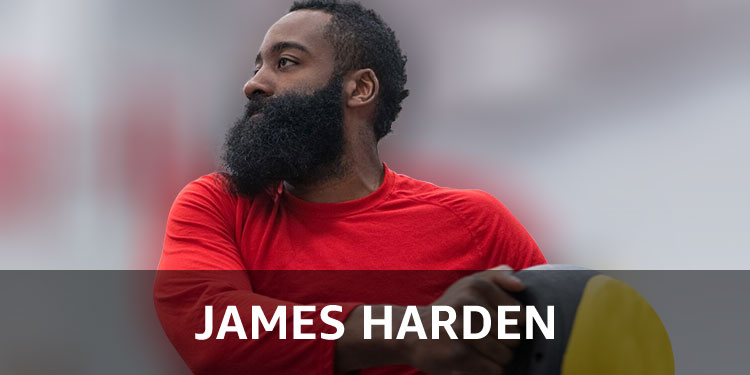 James Harden store