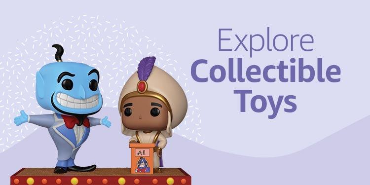 Explore Collectible Toys