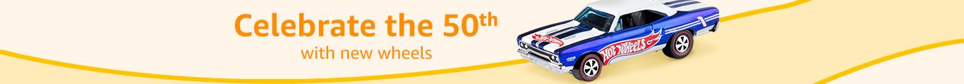 Hot Wheels turns 50