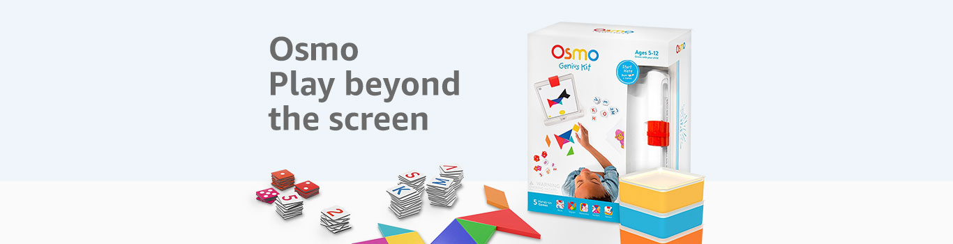 Osmo Play beyond the screen