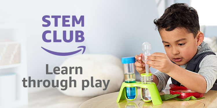 Stem Club Learn through Play