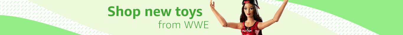 Shop new toys from WWE