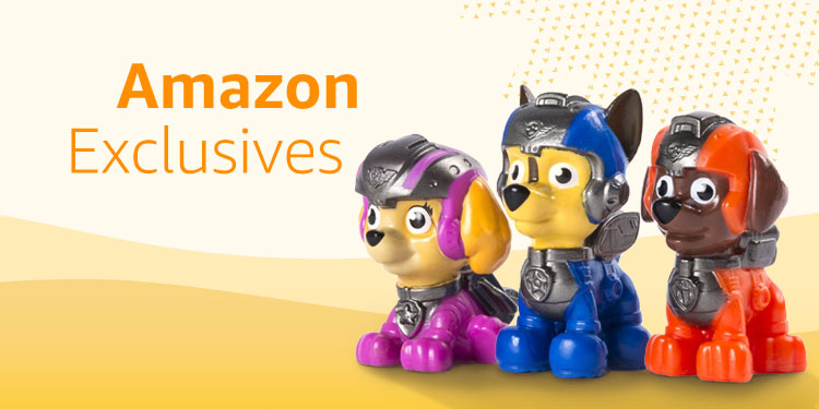 Amazon Exclusives