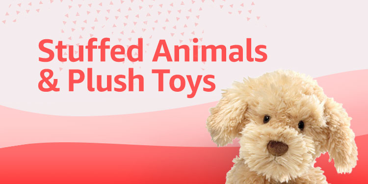 Stuffed Animals & Plush Toys