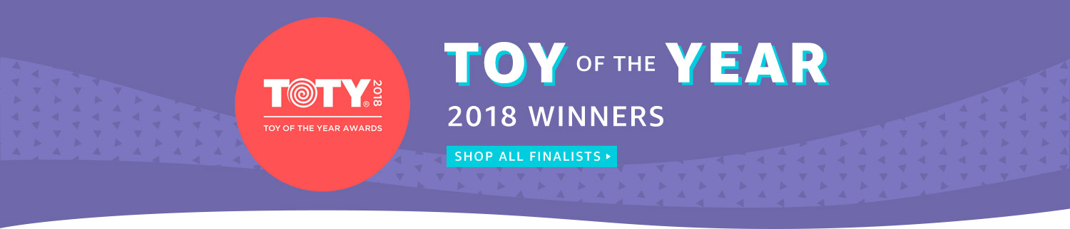 Shop Toy of the Year 2018 Winners