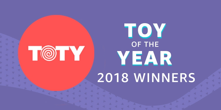 Introducing the Toy of the Year 2018 Winners