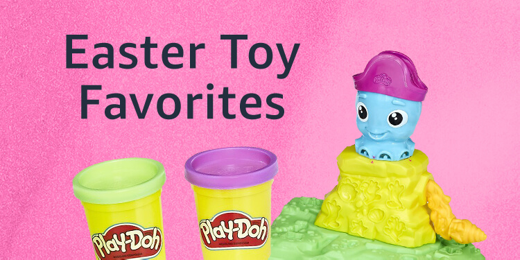 Easter Toy Favorites