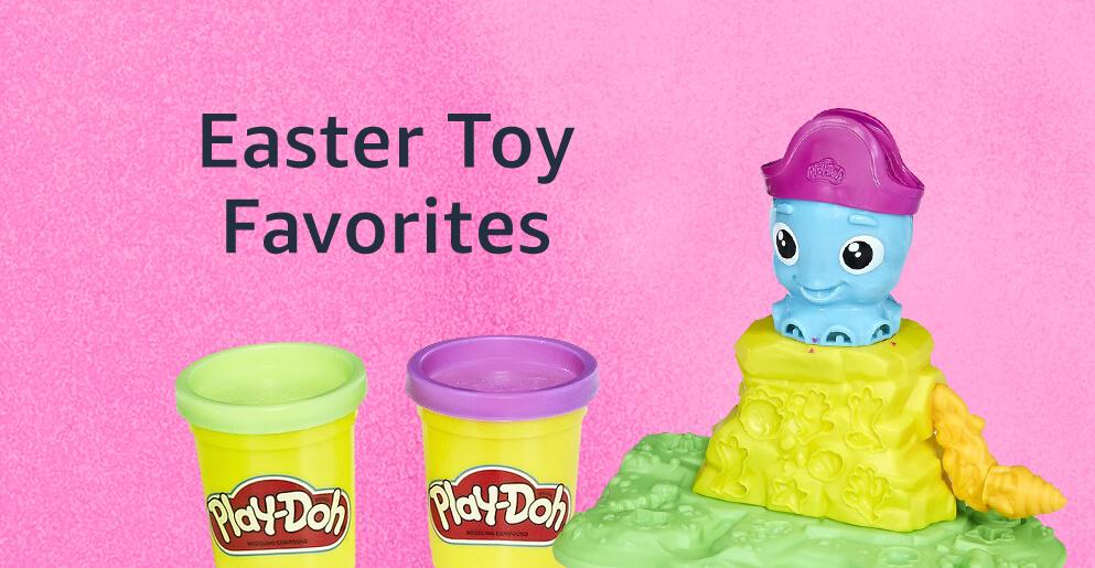 Easter Toy Favorites