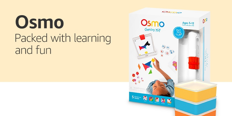 Osmo: Packed with learning and fun