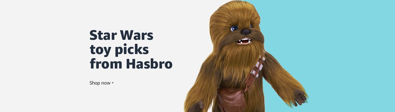 Star Wars top picks from Hasbro