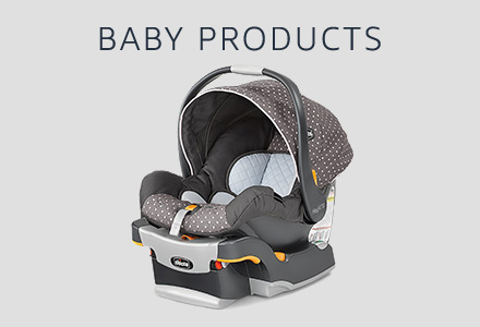 Amazon Warehouse Earth Week Baby Products