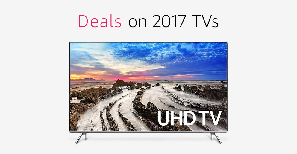 Amazon Warehouse TV 2017