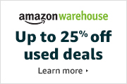 Amazon Warehouse Used Deals