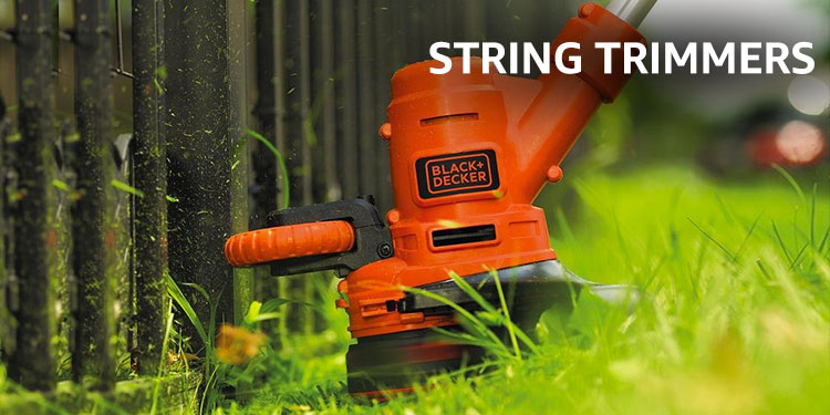 Amazon Warehouse String Trimmers