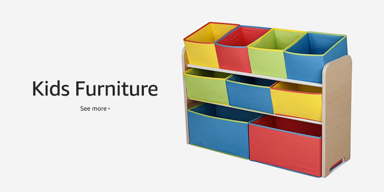 Amazon Warehouse Kids Furniture
