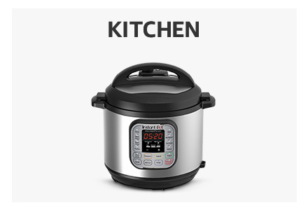 Amazon Warehouse used kitchen appliances