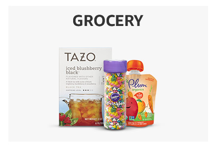 Amazon Warehouse deals grocery items