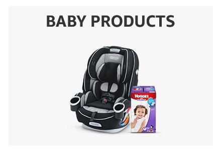 Amazon Warehouse used baby products