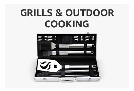 Amazon Warehouse used grills & outdoor cooking