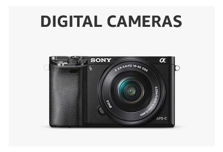 Amazon Warehouse used digital cameras