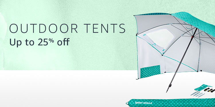 Amazon Warehouse Outdoor Tents