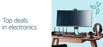 Top deals in electronics
