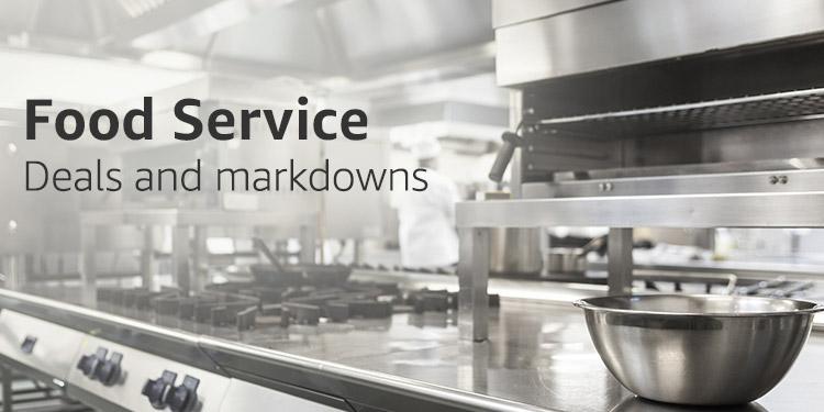 Food service deals