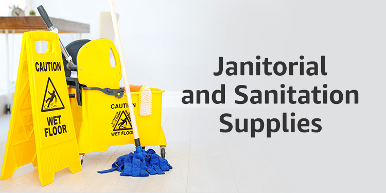 Janitorial and Sanitation Supplies