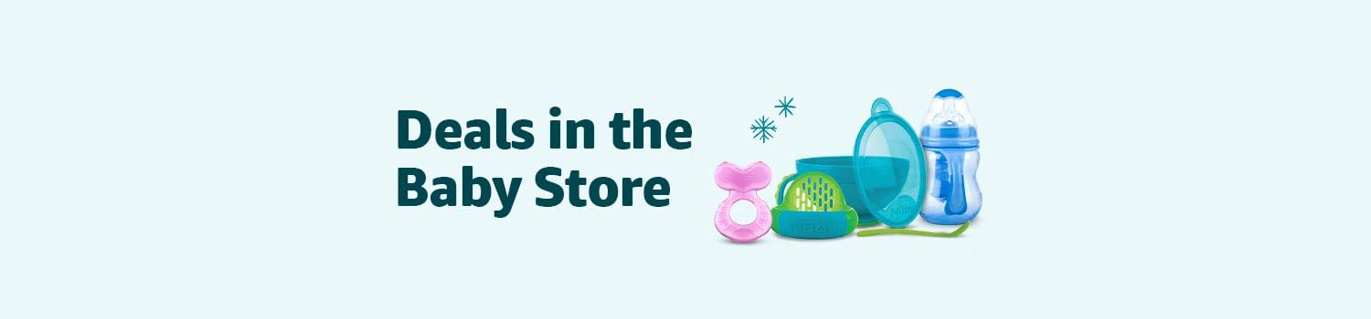 Shop deals in the Baby Store