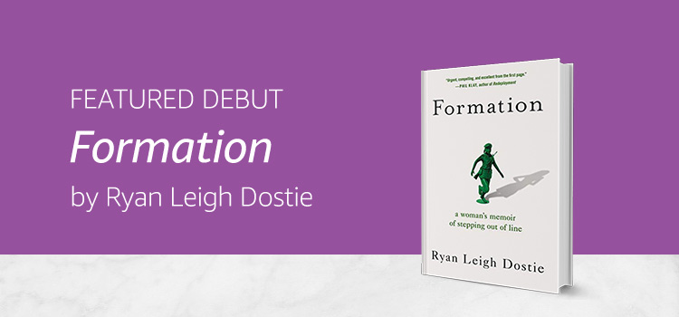 Formation by Ryan Leigh Dostie